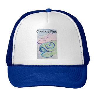 Cowboy Fish Cap