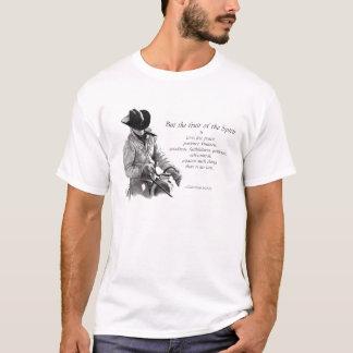 COWBOY: FRUIT OF THE SPIRIT: PENCIL ART T-Shirt