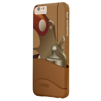Cowboy Gun Holster Barely There iPhone 6 Plus Case