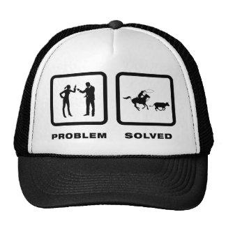 Cowboy Mesh Hat