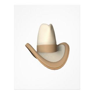 Cowboy Hat 2 Full Color Flyer