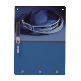 Cowboy Hat Dry Erase Board