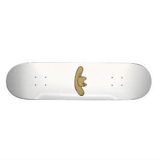 Cowboy Hat Skate Board
