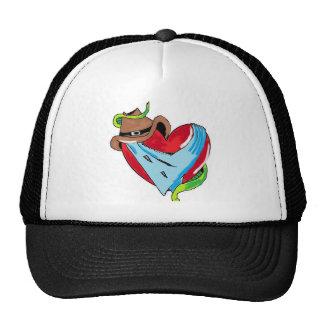 Cowboy Heart Trucker Hat