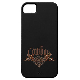 Cowboy iPhone 5 Case