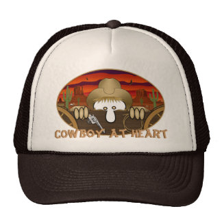 Cowboy Kilroy Hat
