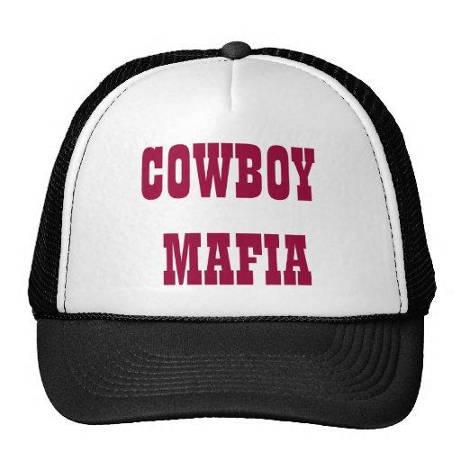 COWBOY MAFIA MESH HATS