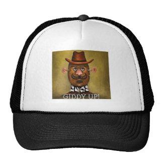 cowboy potato cap