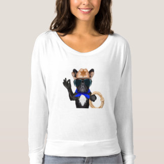 cowboy pug - dog cowboy T-Shirt