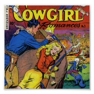 Cowboy Romances Posters