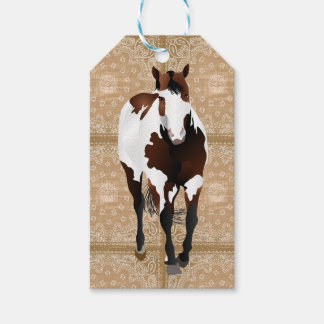 Cowboy Round Up! Gift Tags