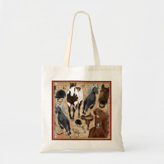 Cowboy Round Up! Tote Bag