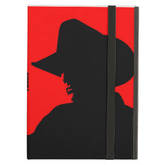 Cowboy Silhouette iPad Air Cover