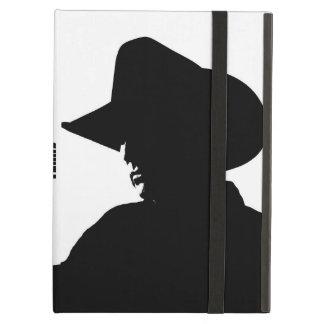 Cowboy Silhouette iPad Air Case