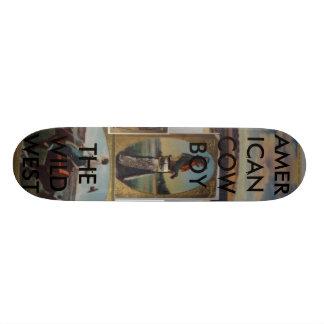 COWBOY Skateboard Design