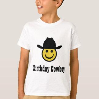 Cowboy Smiley T-Shirt