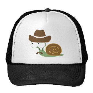 Cowboy Snail Hat