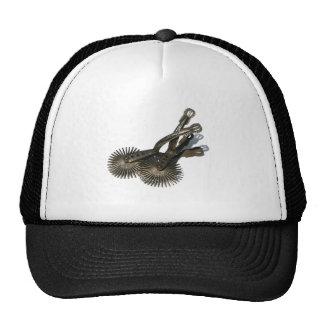 Cowboy Spurs Trucker Hats