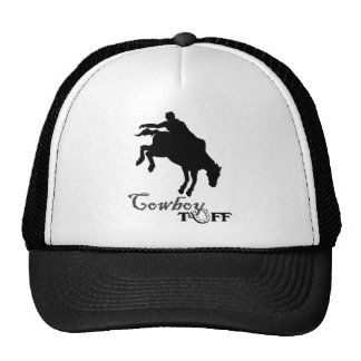 Cowboy Tuff Cap