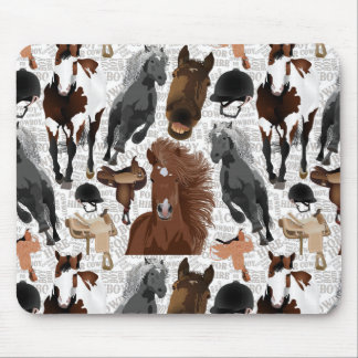 Cowboy UP! Mouse Pad