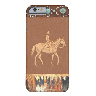 """Cowboy"" Western iPhone 6 case"