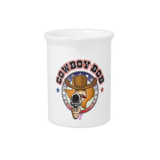 COWBOYBOB DRINK PITCHER