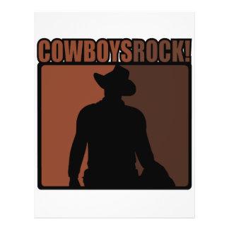 Cowboys Rocks! Custom Flyer