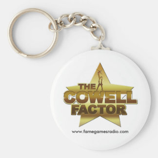 Cowell Factor Key Chain