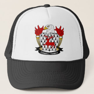 Cowell Family Crest Trucker Hat