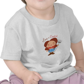 CowGal T Shirts
