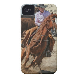 cowgir iPhone 4 case