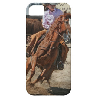 cowgir iPhone 5 cover