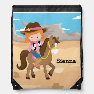Cowgirl Backpack