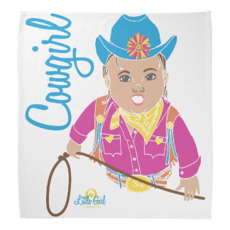 Cowgirl Bandana (hispanic)