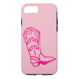 Cowgirl Boot Phone Case