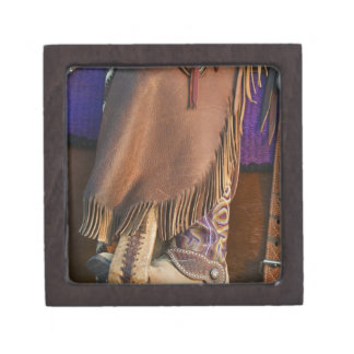 Cowgirl boots premium trinket boxes