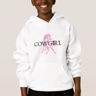 Cowgirl Bronc Horse (pink horse version)