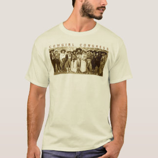 Cowgirl Congress T-Shirt