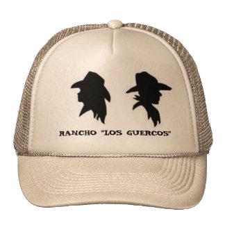 Cowgirl, Cowboy, RANCHO Hat