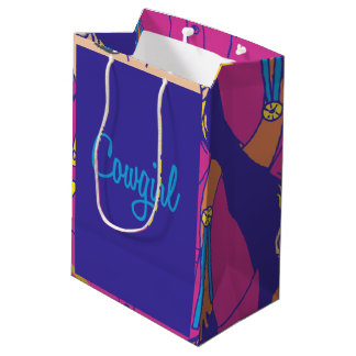 Cowgirl Gift Bag