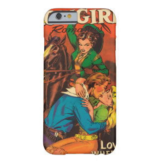 Cowgirl Love is Where You Find It Barely There iPhone 6 Case