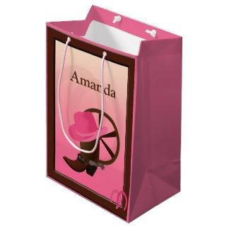 Cowgirl MGB Medium Gift Bag