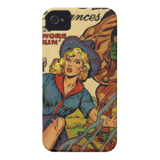 Cowgirl out on the Range Case-Mate iPhone 4 Case