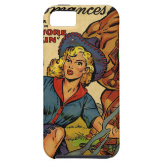 Cowgirl out on the Range iPhone 5 Cases