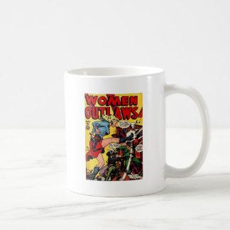 Cowgirl Outlaw Coffee Mug