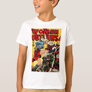 Cowgirl Outlaw T-Shirt