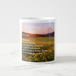 Cowgirl Prayer Cofffee Mug