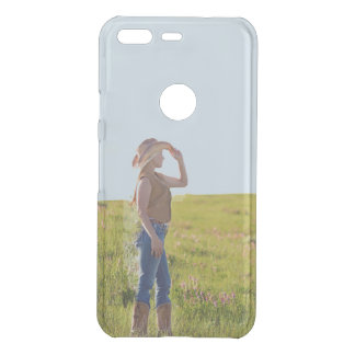 Cowgirl Uncommon Google Pixel Case