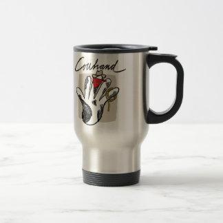 Cowhand Stainless Steel Travel Mug