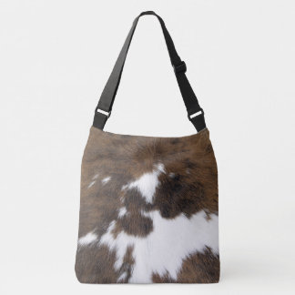 Cowhide Crossbody Bag
